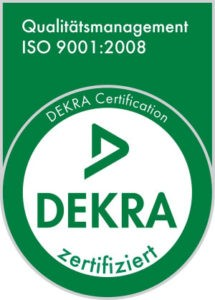 AMR-Hydraulik-Dresden-GmbH - ISO 9001:2008 Zertifikat